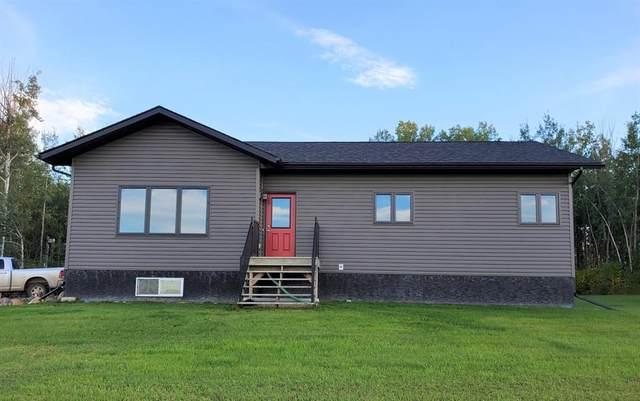 67155 Range Road 153, Lac La Biche, AB T0A 2T0 (MLS #A1144141) :: Weir Bauld and Associates