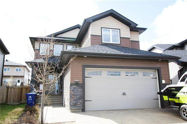 584 Heritage Drive, Fort McMurray, AB T9K 2X1 (MLS #A1011111) :: Weir Bauld and Associates