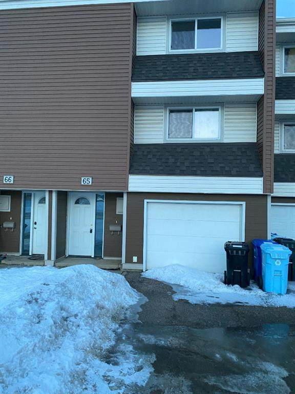 400 Silin Forest Road #65, Fort McMurray, AB T9H 3S5 (MLS #A1092961) :: Weir Bauld and Associates