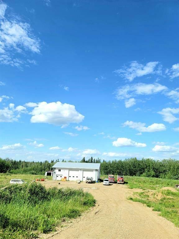 13002 881 Highway, Lac La Biche, AB T0A 2C1 (MLS #A1120559) :: Weir Bauld and Associates