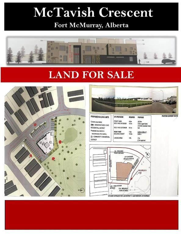 0000 Mctavish Crescent, Fort McMurray, AB T9K 2N9 (MLS #A1121354) :: Weir Bauld and Associates