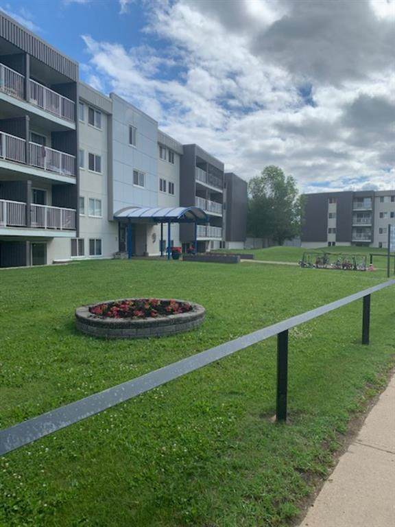 9 Clearwater Crescent #107, Fort McMurray, AB T9H 4A1 (MLS #A1154467) :: Weir Bauld and Associates