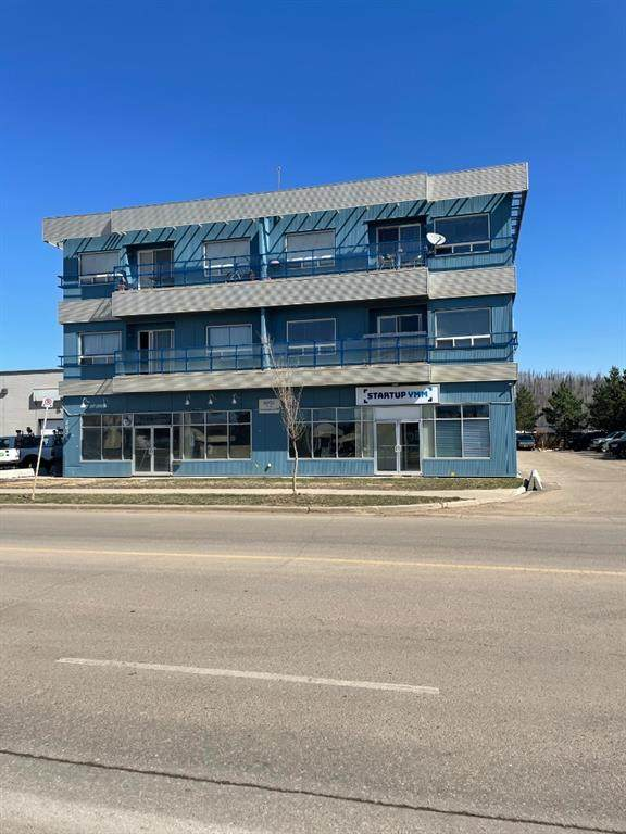 8026 Franklin Avenue #309, Fort McMurray, AB T9H 5K3 (MLS #A1154503) :: Weir Bauld and Associates