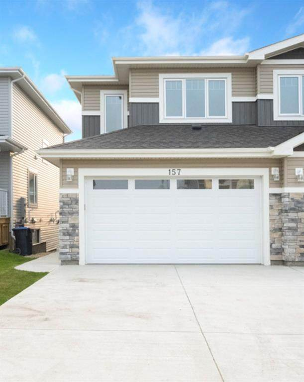 157 Siltstone Place, Fort McMurray, AB T9K 0W6 (MLS #A1032932) :: Weir Bauld and Associates