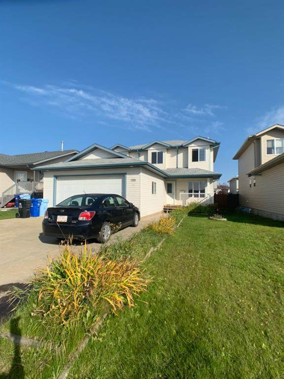 153 Swanson Crescent, Fort McMurray, AB T9K 2T3 (MLS #A1035053) :: Weir Bauld and Associates
