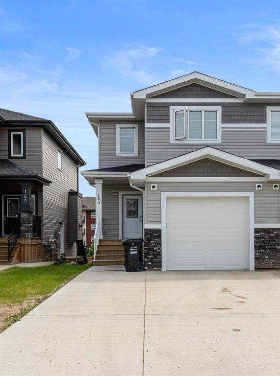 165 Siltstone Place, Fort McMurray, AB T9K 0W6 (MLS #A1116480) :: Weir Bauld and Associates