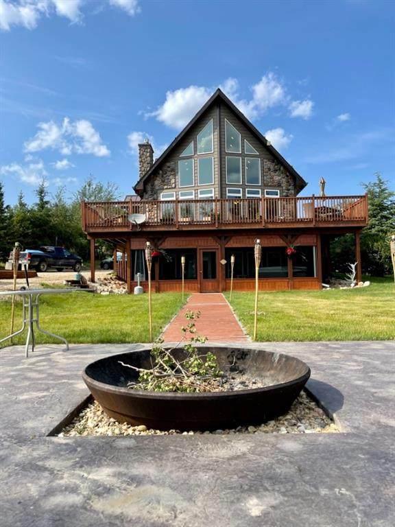 217 Kowewaski Crescent, Lac La Biche, AB T0A 2C0 (MLS #A1130199) :: Weir Bauld and Associates