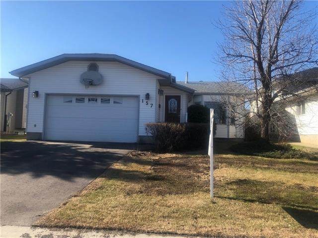 157 Mcconachie Crescent, Fort McMurray, AB T9K 1K3 (MLS #FM0193215) :: Weir Bauld and Associates