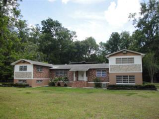 303 SW 138th Terrace, Newberry, FL 32669 (MLS #405409) :: Bosshardt Realty