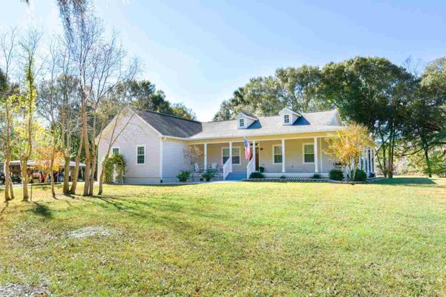 8024 NW 230th Street, Micanopy, FL 32667 (MLS #400277) :: Florida Homes Realty & Mortgage
