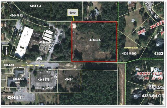 SW 140th Terrace, Jonesville, FL 32669 (MLS #402930) :: Pepine Realty
