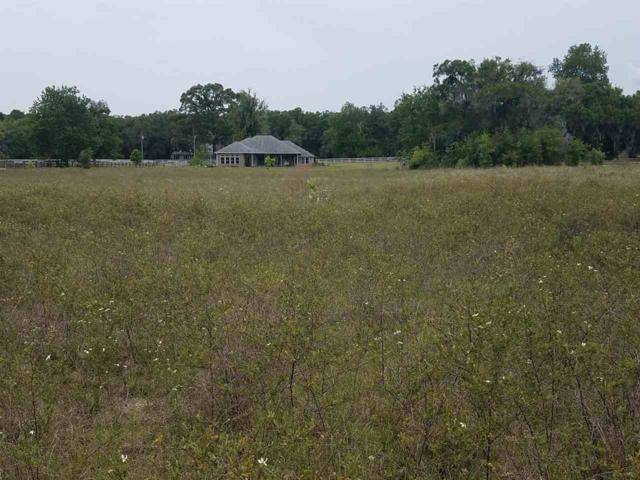 26025 NW 166th Avenue, High Springs, FL 32643 (MLS #404887) :: Bosshardt Realty