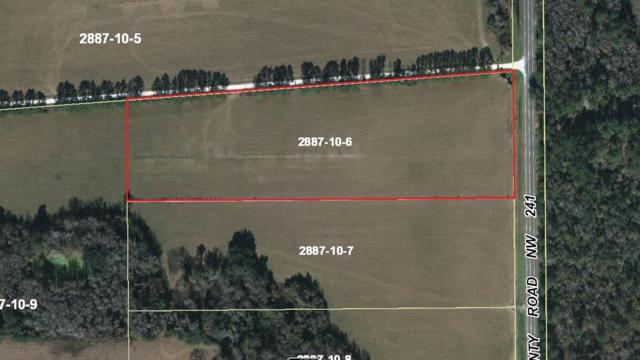 10.43 Acres NW 232nd Lane, Alachua, FL 32615 (MLS #405604) :: Florida Homes Realty & Mortgage