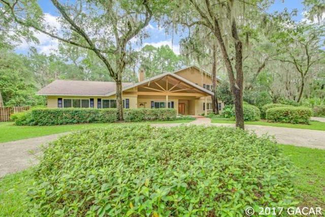 6002 NW 18th Avenue, Gainesville, FL 32605 (MLS #405906) :: Bosshardt Realty
