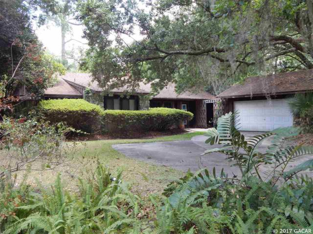 1707 NW 51st Terrace, Gainesville, FL 32605 (MLS #406042) :: Thomas Group Realty