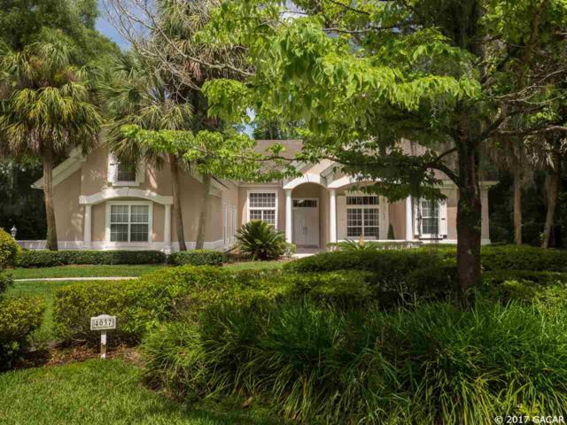 4037 SW 93rd Drive, Gainesville, FL 32608 (MLS #406076) :: Thomas Group Realty