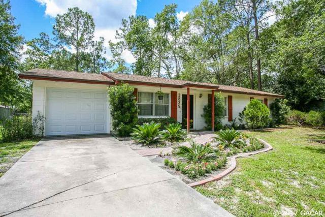 2839 NW 57 Place, Gainesville, FL 32653 (MLS #406084) :: Bosshardt Realty
