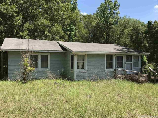 1805 SW 131st Street, Newberry, FL 32669 (MLS #406286) :: Bosshardt Realty