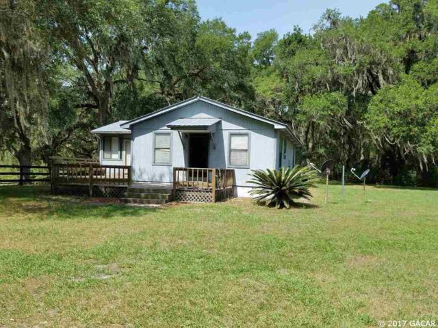 17050 SE 67th Place, Morriston, FL 32668 (MLS #406304) :: Thomas Group Realty