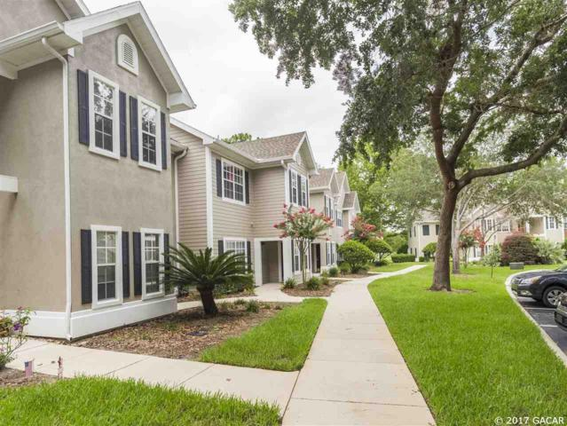 10000 SW 52 Avenue J-55, Gainesville, FL 32608 (MLS #406354) :: Thomas Group Realty