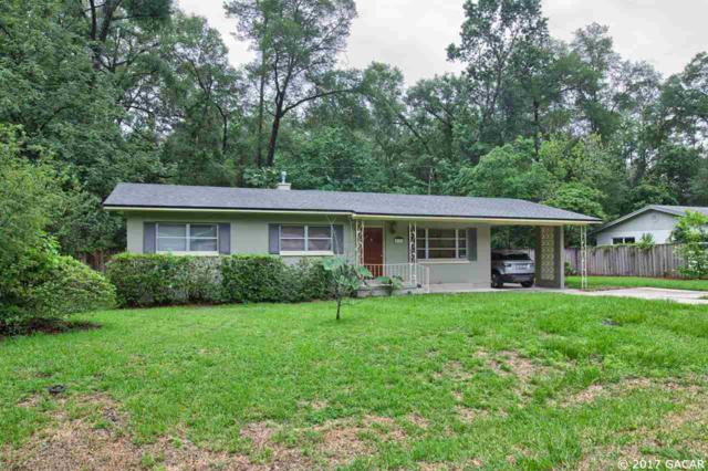2123 NW 36th Terrace, Gainesville, FL 32605 (MLS #406379) :: Thomas Group Realty