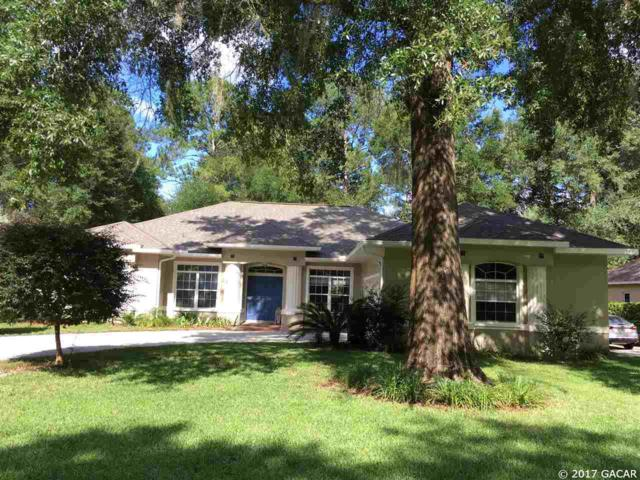 2015 NW 89th Drive, Gainesville, FL 32606 (MLS #406401) :: Bosshardt Realty