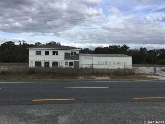 15851 NW Highway 19, Chiefland, FL 32626 (MLS #406503) :: Florida Homes Realty & Mortgage