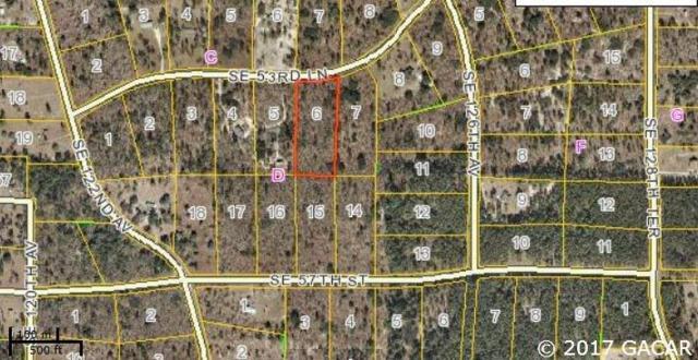 0000 SE 52nd Street, Morriston, FL 32668 (MLS #406521) :: Florida Homes Realty & Mortgage