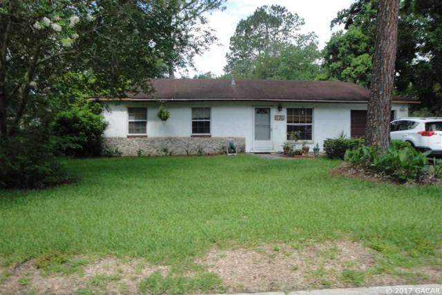 6630 NW 26TH Terrace, Gainesville, FL 32653 (MLS #406937) :: Bosshardt Realty