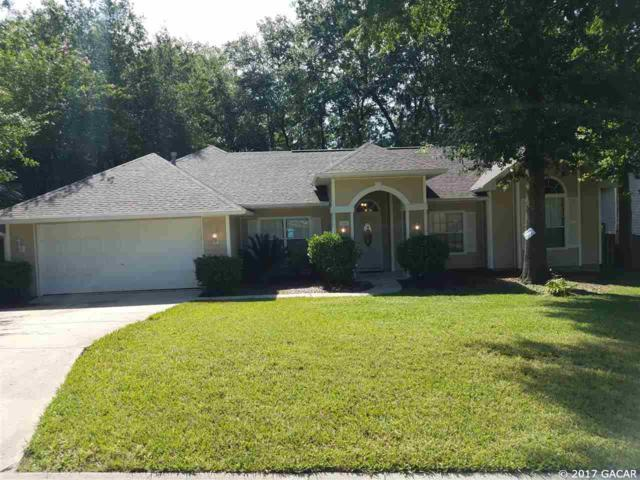 1005 NW 101st Drive, Gainesville, FL 32606 (MLS #407176) :: Bosshardt Realty