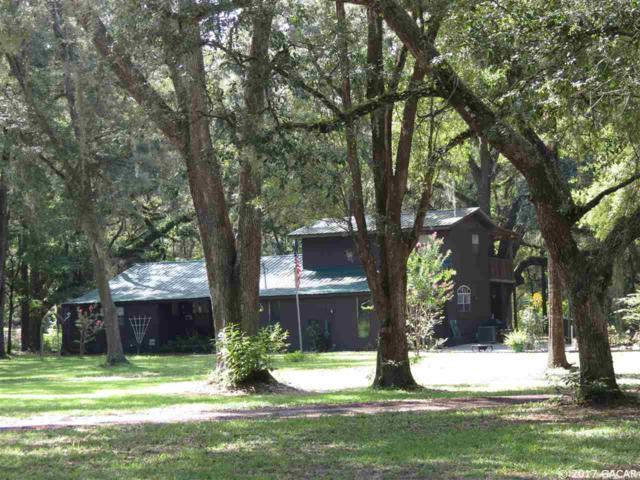 16050 NE 8th Place, Williston, FL 32696 (MLS #407271) :: Bosshardt Realty