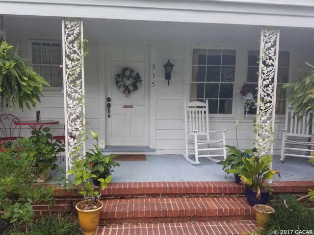 335 SE Lakeview Drive, Keystone Heights, FL 32656 (MLS #407272) :: Bosshardt Realty