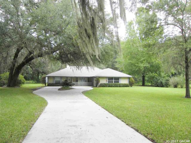 2624 NW 156TH Avenue, Gainesville, FL 32609 (MLS #407580) :: Bosshardt Realty