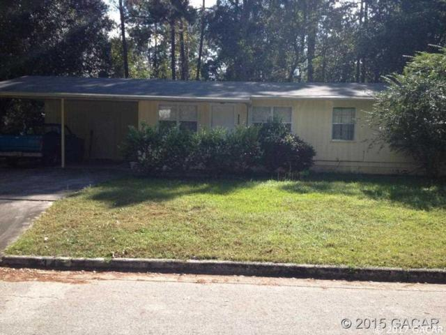 2341 NW 54TH Place, Gainesville, FL 32653 (MLS #407622) :: Florida Homes Realty & Mortgage