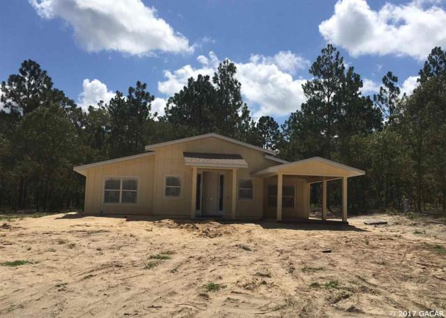 131 NE 132 Terrace, Williston, FL 32696 (MLS #407751) :: Thomas Group Realty