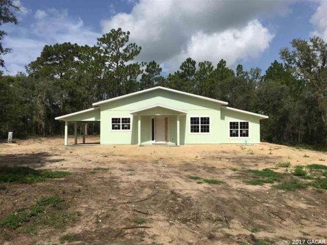 70 NE 133 Terrace, Williston, FL 32696 (MLS #407760) :: Thomas Group Realty