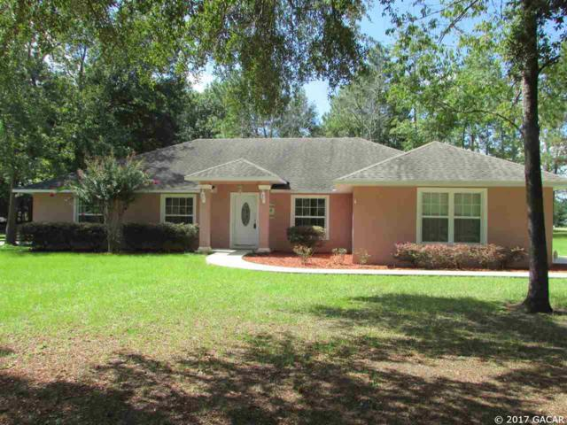 16749 NW 212TH Terrace, High Springs, FL 32643 (MLS #407902) :: Thomas Group Realty