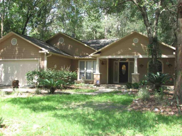 11512 NW 13TH, Gainesville, FL 32606 (MLS #407945) :: Thomas Group Realty