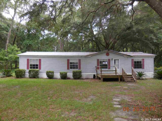 18622 NW 223rd Terrace, High Springs, FL 32643 (MLS #407969) :: Thomas Group Realty