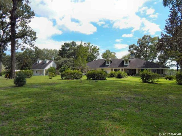 5350 NW 140th Street, Chiefland, FL 32626 (MLS #407978) :: Thomas Group Realty