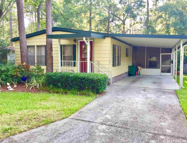 8620 NW 13th (Pine Tree) Street #317, Gainesville, FL 32653 (MLS #407984) :: Pepine Realty