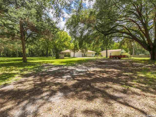 16705 SW 46 Avenue, Archer, FL 32618 (MLS #407987) :: Pepine Realty