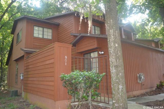 801 SW 55th Terrace, Gainesville, FL 32609 (MLS #407991) :: Thomas Group Realty