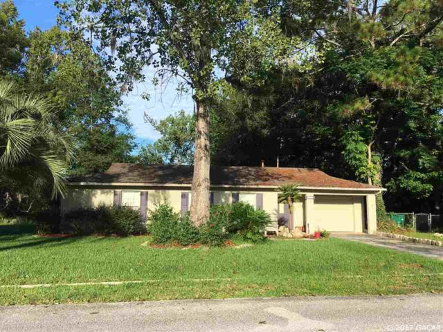 10820 NW 60th Terrace, Alachua, FL 32615 (MLS #408020) :: Thomas Group Realty