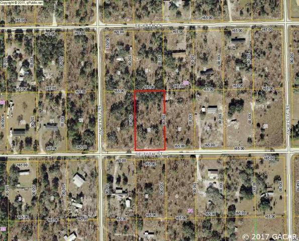TBD SE 70th Street, Morriston, FL 32668 (MLS #408055) :: Thomas Group Realty
