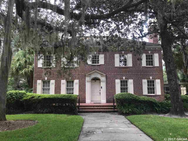 635 NE 1st Street, Gainesville, FL 32601 (MLS #408234) :: Bosshardt Realty