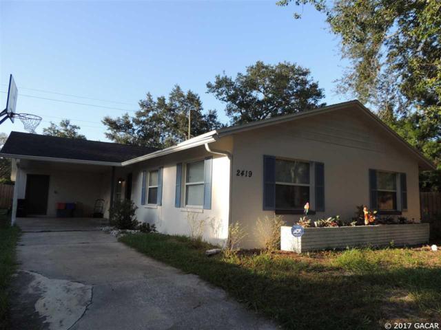 2419 NE 13 Avenue, Gainesville, FL 32641 (MLS #408631) :: Bosshardt Realty