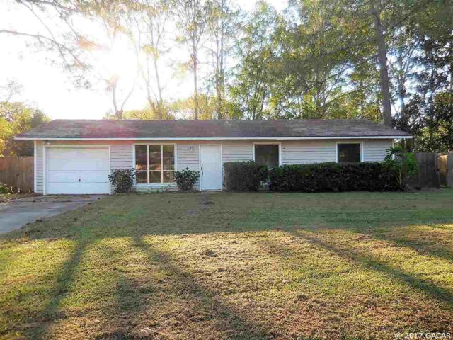 6702 NW 29th Terrace, Gainesville, FL 32653 (MLS #408700) :: Thomas Group Realty