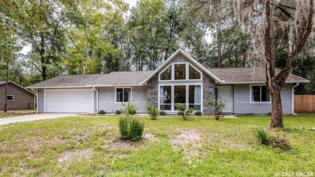 7225 SW 18th Place, Gainesville, FL 32607 (MLS #408828) :: Thomas Group Realty