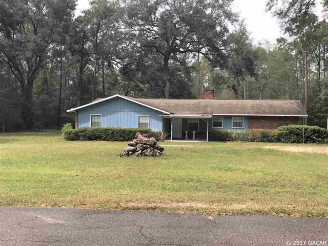 26 Peace Drive, Bronson, FL 32621 (MLS #408908) :: Bosshardt Realty